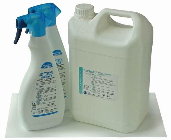 BACTINYL® SPRAY INODORE - 5L
