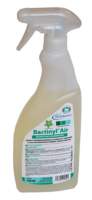 DEZINFEKCE VZDUCHU BACTINYL AIR - 750 ML