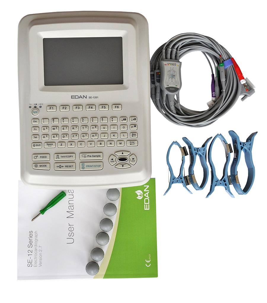 EDAN Instruments, INC. EKG KARDIOGRAF EDAN SE-1201
