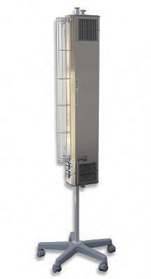 ULTRAVIOL Poland BAKTERICIDNÍ LAMPA KOMBINOVANÁ (110/55W) model NBVE 110/55PL