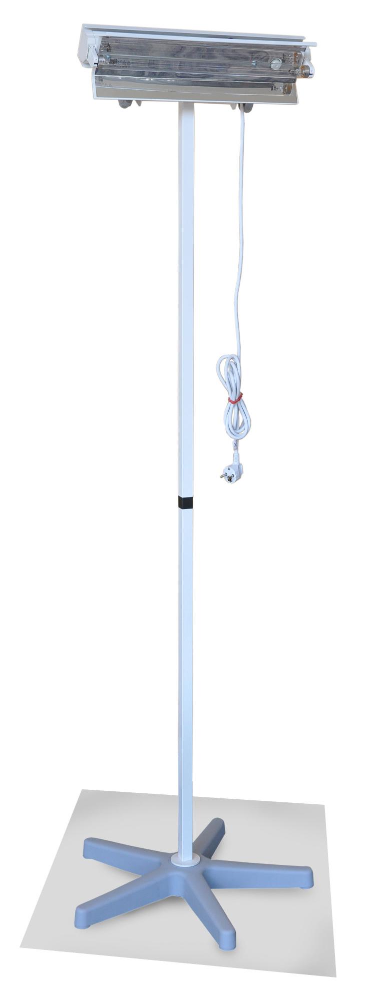 GERMICIDNÍ LAMPA POJÍZDNÁ (15W) model NBV15P
