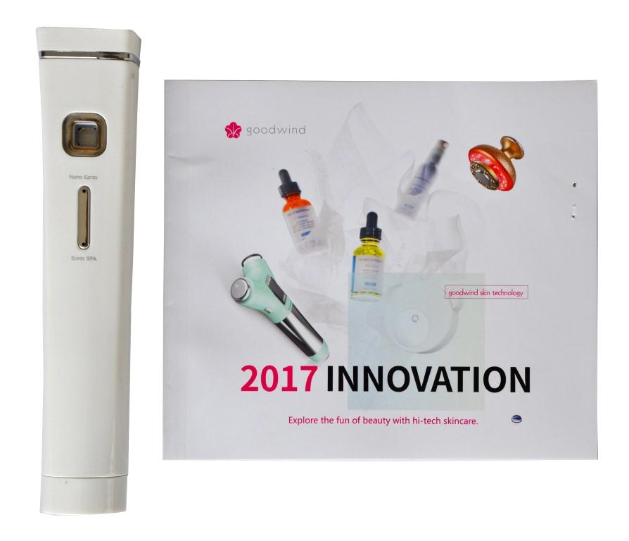 SHENZEN GOODWIND TECHNOLOGY DEVELOPMENT CO., LTD KAVITACE CM-11 (nanosprej a ultrazvuk 3 MHz)