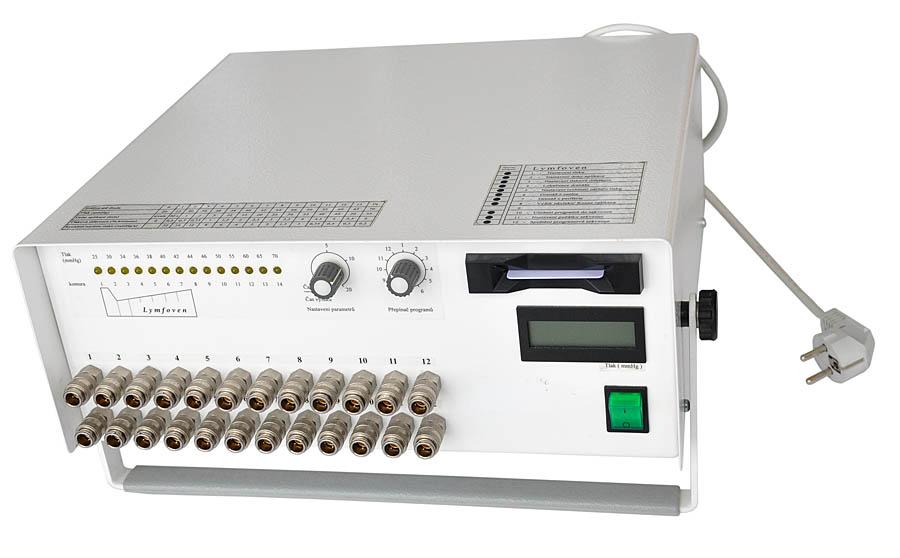 LYMFOVEN 14K (lymfomasážní přístroj)