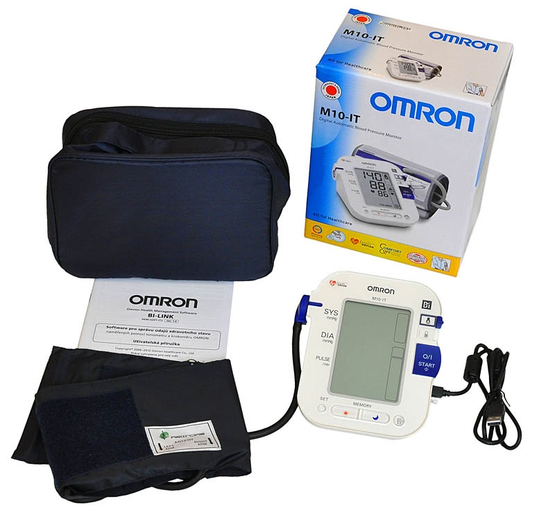 TONOMETR OMRON M-10 IT